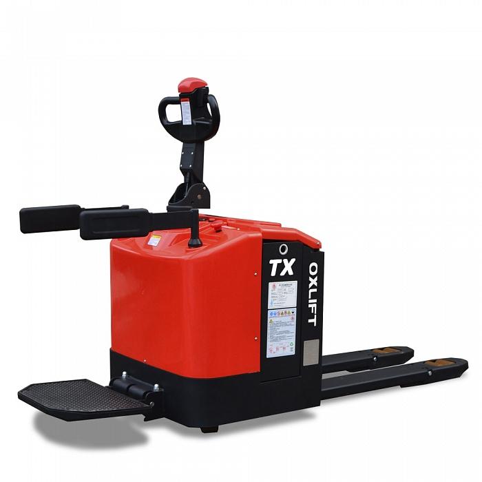 Самоходная Электрическая Тележка TX20 210Ah OXLIFT 2000 кг купить у производителя